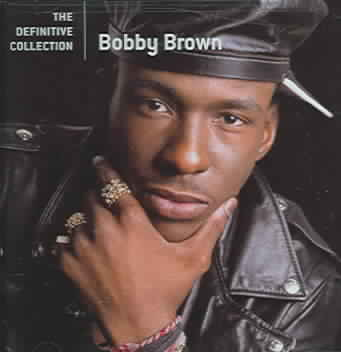 DEFINITIVE COLLECTION BY BROWN,BOBBY (CD)
