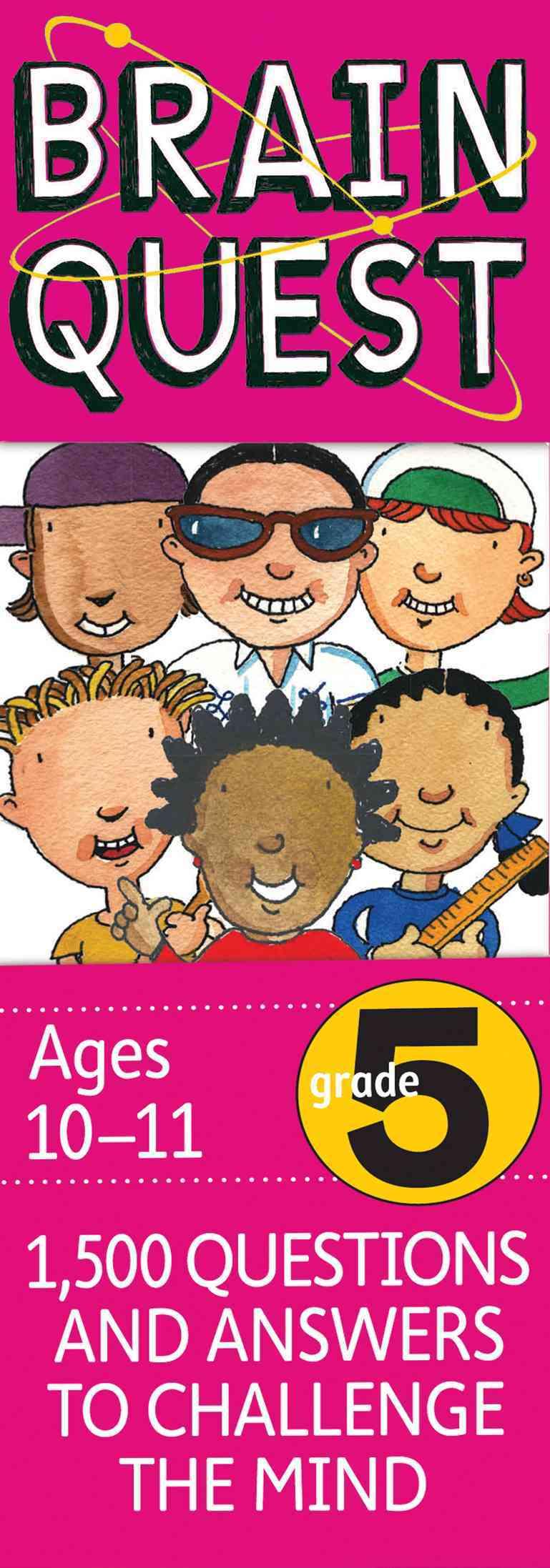 Brain Quest Grade 5 By Feder, Chris Welles/ Bishay, Susan